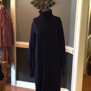 Gap turtle neck  sweater dress
